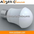4w 380lm led bulb e27