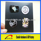 2012 Nice Enamel and Eopxy Metal Badges