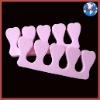 eva toe separator,Eva foam product,fashion toe separator,Eva finger separator, beauty various design flower nail fileolorful