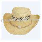 straw cowboy Hat ,Fashion Hat
