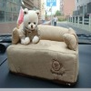 cute design plush tissue holder