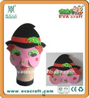 EVA Foam Halloween Witch Mask