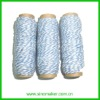 Scrapbook Assorted Polyester and Cotton Light Blue Twine