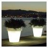 Led flowerpot light/ Led flower planter