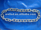 DIN766 link chain with zinc plated