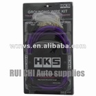 Universal Grounding Wire Kit 1041-PUR High Performance and Hig-quality Control Comes in Purple
