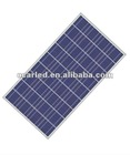 250W Polycrystalline solar panel with TUV/CE/IEC