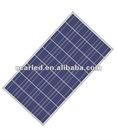 250W Polycrystalline solar panel with TUV/CE/IEC