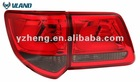 car lamp for toyota fortuner 2012