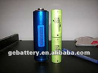 Rechargeable high rate cylindrical LiFePO4 3.2V 10Ah 10C battery 38120S for car, bus ,golf car