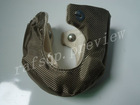 LAVA T4 Turbo Heat Shield/Turbo Blanket