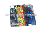 3D Sublimation Case for iPhone 5 Case - Polymer Case for sale, MT-IP05W