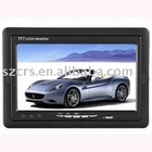 7'' stand-alone/headrest car TFT LCD monitor /CAR VIDEO