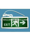 Emergency Sign Lamp exit sign HW-128LED