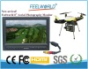 "Feelworld aerial photography 8 ""HD FPV Monitor without bluescreen"