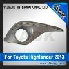 useful DRL car part Daytime Running Light special for TOYOTA HIGHLANDER 2013