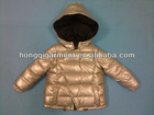 baby high end winter reversible down jacket coat