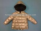 baby high end winter reversible down jacket coat