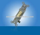 Safety And High Quality 15A 125V Toggle Wall Switch