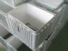 tube on sheet evaporator