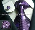 100 silk woven tie