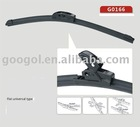 wiper blades,flat wiper blades,popular wiper blade,metal-base windshield wiper,windscreen wiper