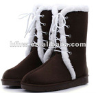 Hottest selling warm fahsion lady winter short boots