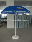 3m bumbersoll beach umbrella with tilt