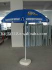 3m bumbersoll beach umbrella with tilt