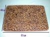 memory foam leopard mat,pu mat,bath mat,car mat