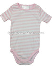 stripe infant's baby girl summer dress