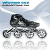 HOT,Inline Speed Skate,FOX Professional Inline Speed Skate ,Racing Skate Wheel,Alloy Frame,Heel skate