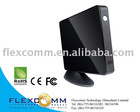 Atom D510 CPU based D510 ION2 Wireless Home Entertainment PC