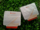 Products' promotion Notepad for insurace company