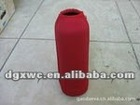 colorful durable rubber handle