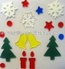 2012 Plastic Christmas Tree Decoration
