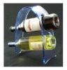 Elegant Acrylic Wine Rack for home use