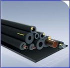 flexible closed -cell elastomeric rubber thermal insulation pipe