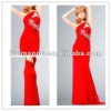 2012 New style most popular hotsale beautiful prom dress
