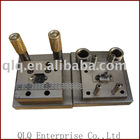 Zipper slider needle mould