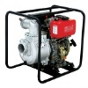 Rotation Speed 3600 rpm Diesel Water Pump