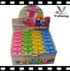 Wholesale 4 Color Pencil Sharpener with Eraser
