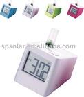 SK3005 desktop digital water powered alarm clock