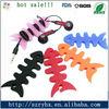 2012 Fashion Animal Design Silicone Cable Winder