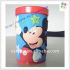 Souvenir 3D soft PVC mug
