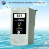 Excellent riffillble ink cartridge for CL-831