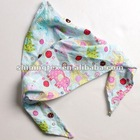 baby new design Triangle scarf