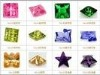 Color atla any shaped all color cz rings