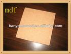 plastic coated mdf board / mdf plywood / mdf wardrobes