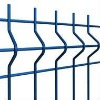 Welded Wire Mesh Fencing ( Galvanized &Plastic coated)